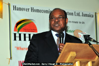 The Honourable Edmund Bartlett - Minister of Tourism - Hanover Homecoming Celebrations 2008 Investment & Business Forum & Expo - Welcome to the Hanover Jamaica Travel Guide - Lucea Jamaica Travel Guide is an Internet Travel - Tourism Resource Guide to the Parish of Hanover and Lucea area of Jamaica - http://www.hanoverjamaicatravelguide.com - http://.www.luceajamaicatravelguide.com
